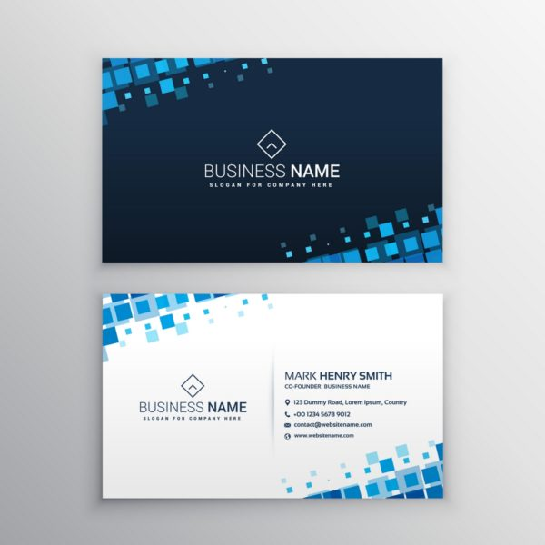business card design orlando